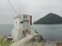 験潮場の写真